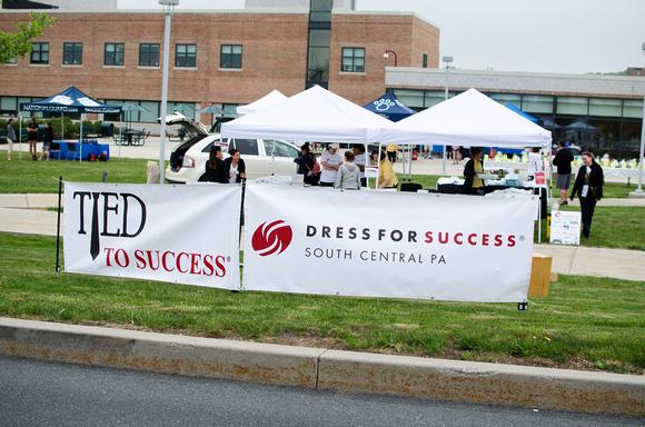 South Centrla, PA Dress for Success Power Walk 2015