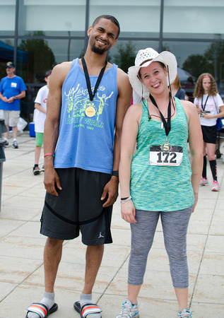 Winners of the Central PA Power Walk for Dress for Success 2015