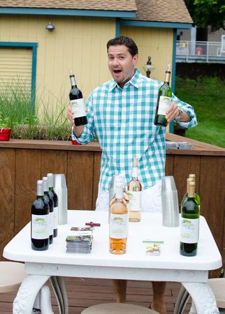 The Vineyard of Hershey at the Sarabozich.com Booze Cruise