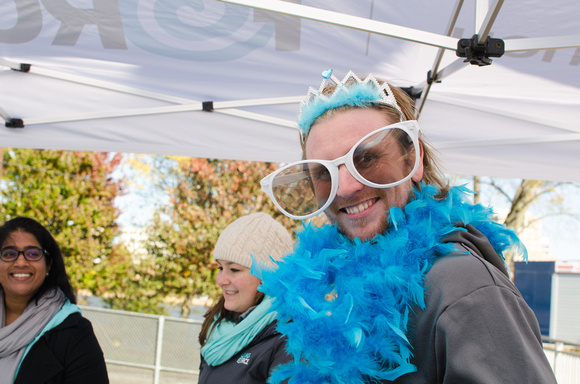 Lung Force Walk 2014 Photo Booth Accessories