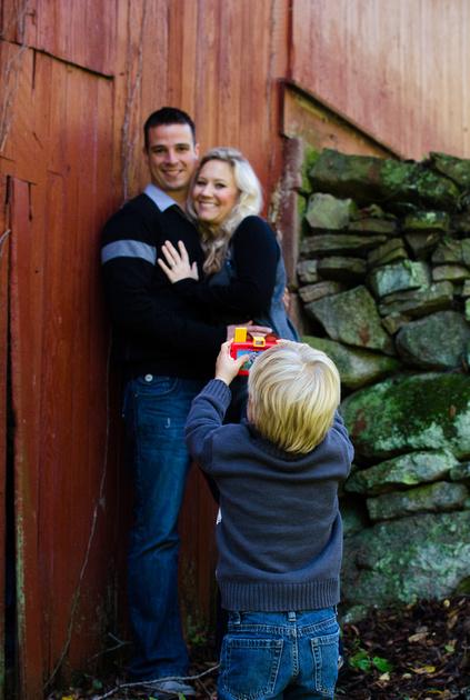 Family Portrait Photographer in Training