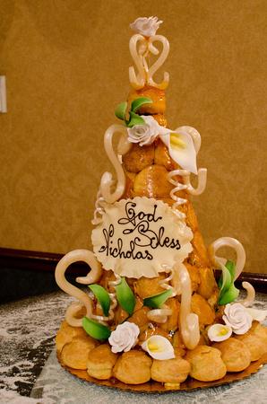Baptism Kuchen