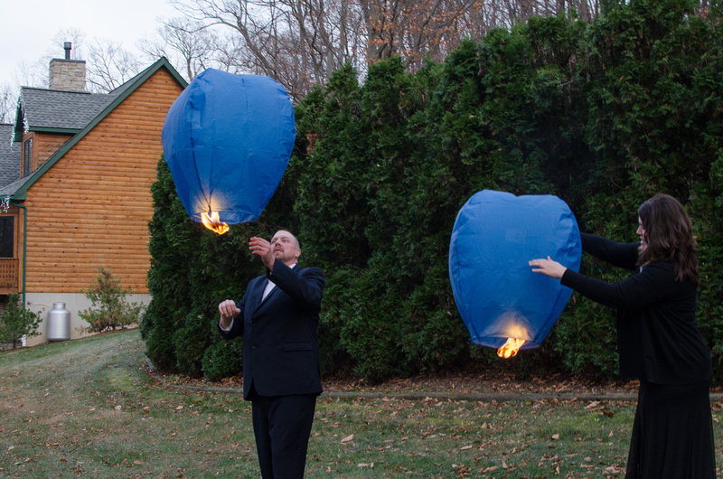 Celebrations with Paper Lanterns